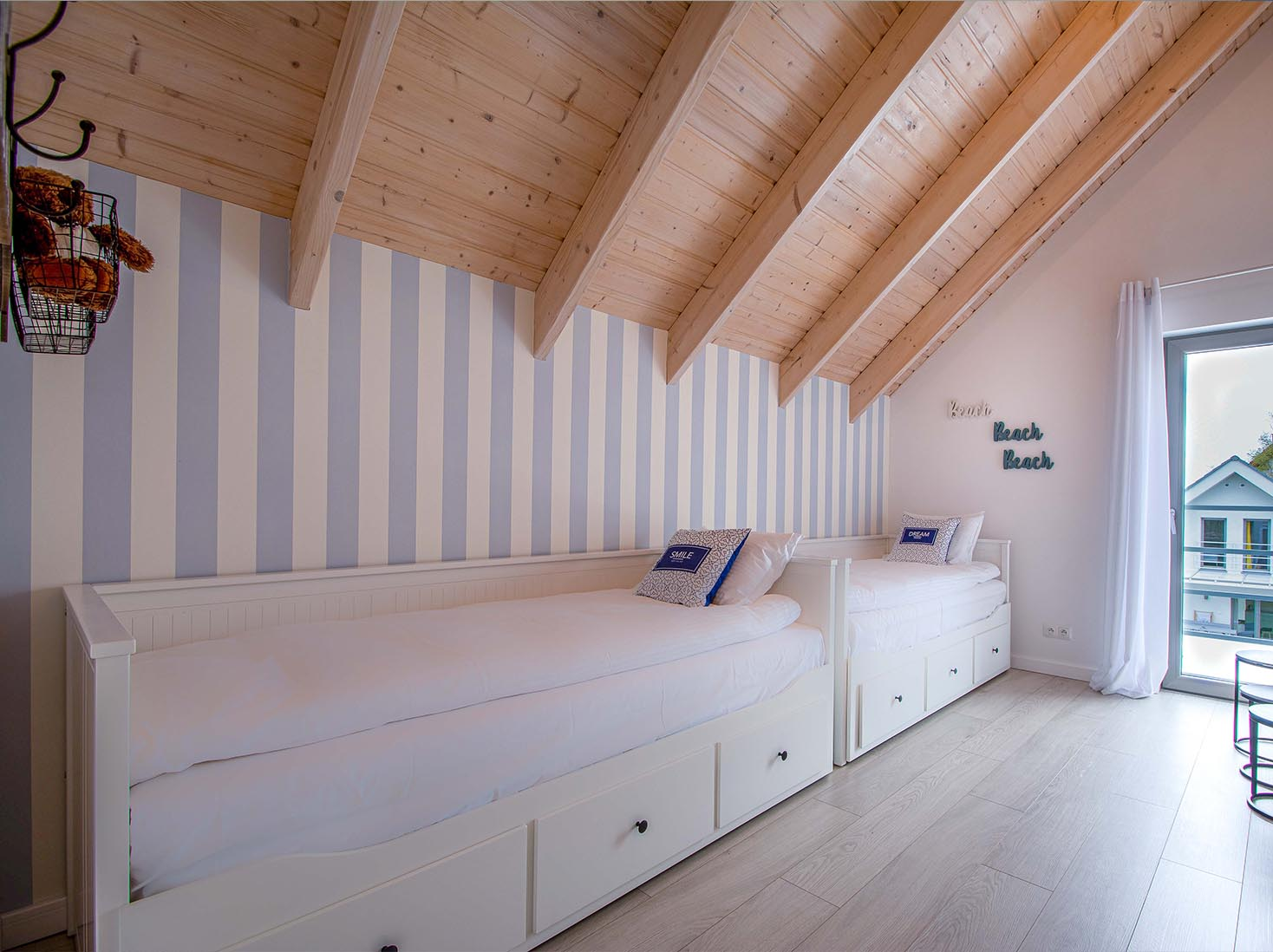 07-Domek nad morzem 5 luksusowy Zatoka Mew dla max 8 osob dwie sypialnia dla czterech osob